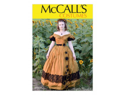 Patron costume femme McCall's M8017