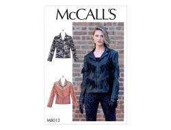 Patron veste femme - Mc Call's M8012
