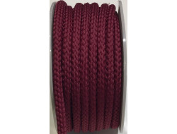 Cordon tresse 8 mm