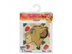 Kit canevas Disney Le Roi Lion