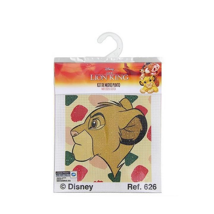 Kit canevas Disney Le Roi Lion