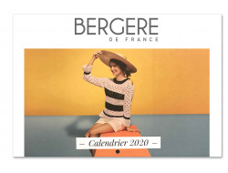 Calendrier 2020 Bergère de France