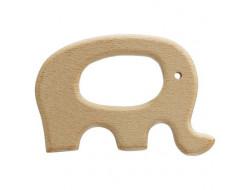 Anneau de dentition bébé - Éléphant