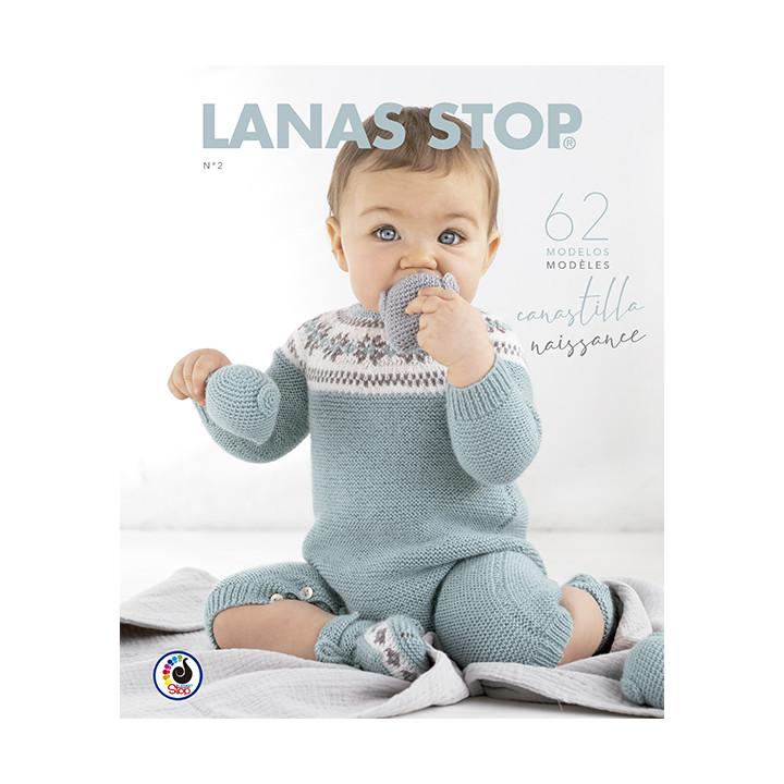 Catalogue Lanas Stop n°2 - Katia