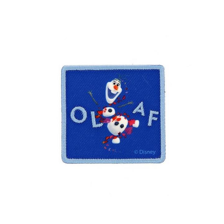 Écusson thermocollant La Reine des Neiges 2 - Olaf