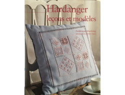Hardanger leçons et modèles Frédérique Marfaing