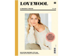 Livre Rico Lovewool  N°10 Collection Printemps Eté