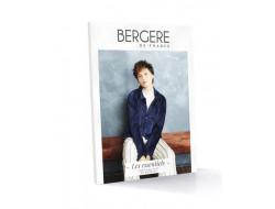 Magazine tricot N°33, Les essentiels , Bergère de France