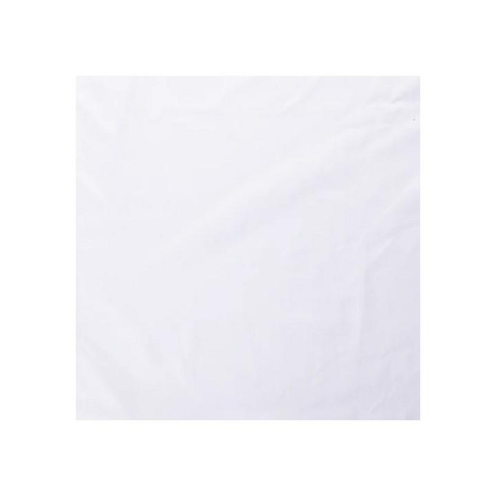 Tissu Canvas blanc
