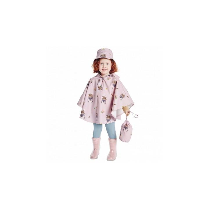 Patron Katia - Cape imperméable + bonnet + sac