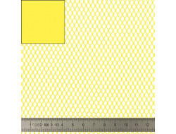 Tissu filet Mesh fabric - rouge