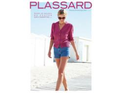 Magazine tricot N°156 - Femme Printemps/été - Plassard