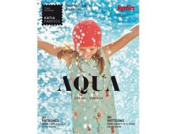 Magazine Aqua Patron Katia Fabrics