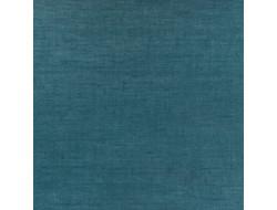 Tissu lin enduit bleu canard Harmony