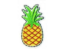 Écusson thermocollant ananas