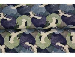 Tissu Stenzo jersey envol d'oiseaux