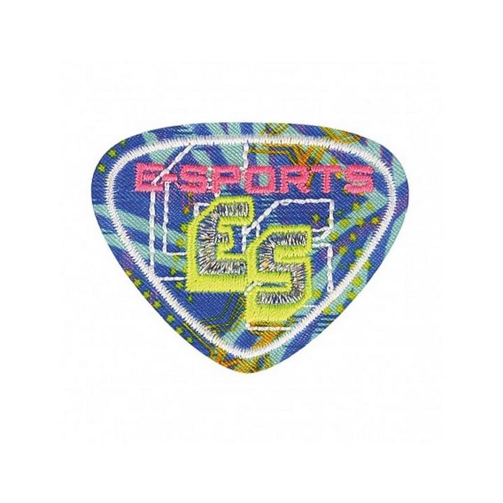 Écusson thermocollant E-Sports