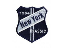 Écusson thermocollant blason New York Classic