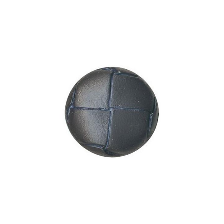 Boutons marine pour manteau - Imitation cuir