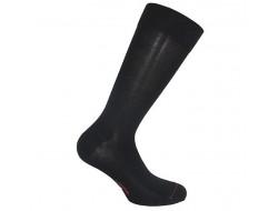 Chaussettes noir 98% Coton