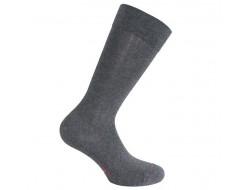 Chaussettes gris 98% Coton