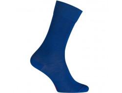 Chaussettes bleu électrique 98% Coton