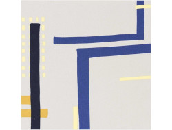 Tissu coton motif graphique - Rico Design