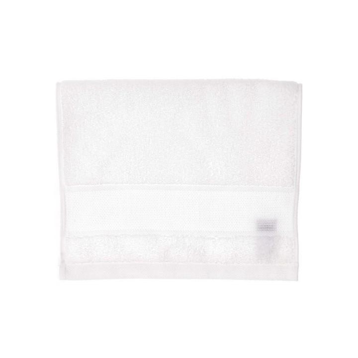 Serviette de toilette - blanche Rico Design