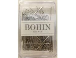 Epingles à tête acier extra fines Bohin