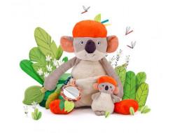 """Koco le Koala  """"Dans la jungle"""" Moulin Roty"""