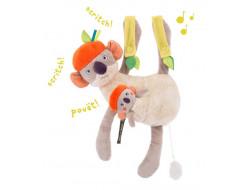 """Koco le Koala musical """"Dans la jungle"""" Moulin Roty"""