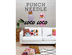 Livre 3 Punch Needle Loco Loco