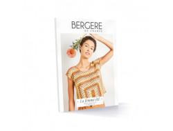 Magazine tricot N°36 La femme été - Bergère de France