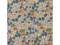 Tissu Liberty Poppy Forest