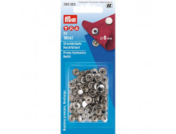Boutons pression Mini 8 mm Prym, recharge