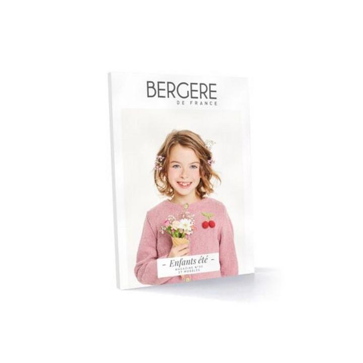 Magazine tricot N°35 Enfants été - Bergère de France