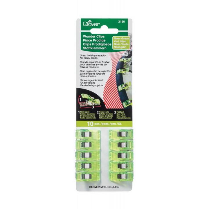 Pinces Prodige Clover - Vert