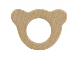 Anneau de dentition bébé - Ours