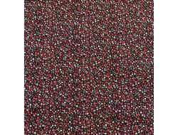 Tissu coton mini fleurs Sevenberry - Made by Japon