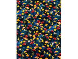 Tissu coton The Reef, poissons - QT Fabrics