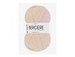 Fil Alaska 100 Bergère de France 50%Laine, 50% Acrylique