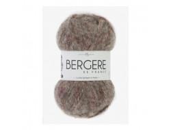 Fil Cirrus Bergère de France 46%Baby alpaga, 30%coton, 8 % laine, 8% Polyamide, 8% Polyester