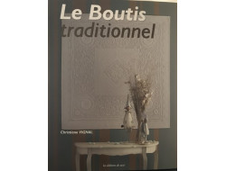 Le boutis traditionnel Christiane Vignal