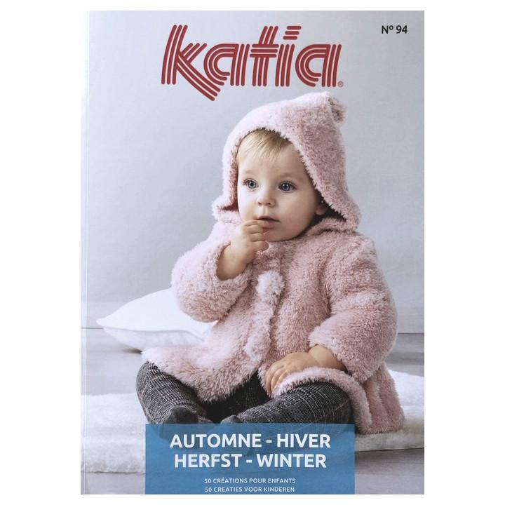 Catalogue laine Katia N°94 pour Bébé