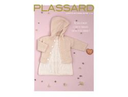 Magazine tricot N°161 - Layette- Automne/Hiver - Plassard