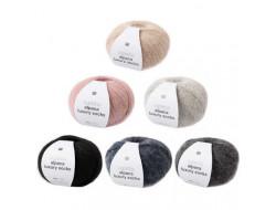 Fil Rico Alpaca luxury socks (100 gr) 62% laine 23%Poyester 15%Alpaga