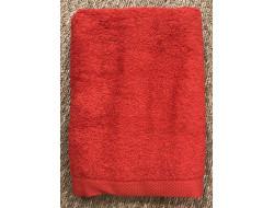 Drap de douche 70 x 140  cm - Rouge
