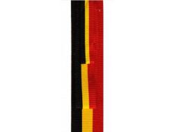 Ruban drapeau belge