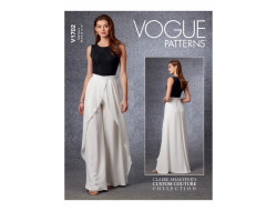 Patron pantalon - Vogue 1702