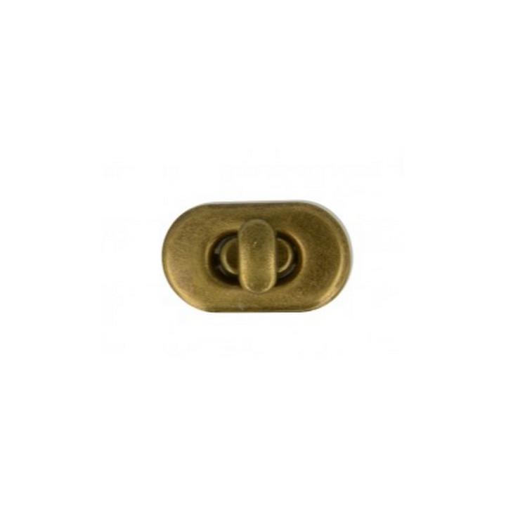 Fermeture de sac tourniquet bronze